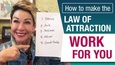 How To Make The Law of Attraction Work Every Time