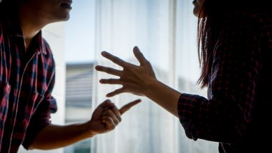 How to stop arguing so much with your partner