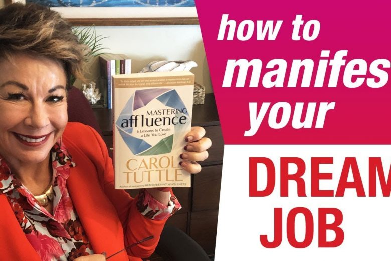 How to attraction your dream job using the law of attraction
