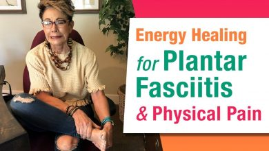 Heal Physical Pain & Plantar Fasciitis with Energy Healing