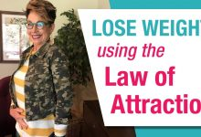 How to use the law of attraction to lose weight